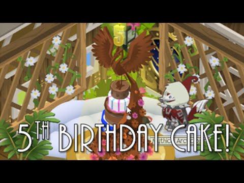 Aj Birthday Cake  Secret