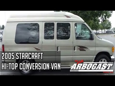 3fcf010b7d 2005 Ford Starcraft Hi Top Conversion Van