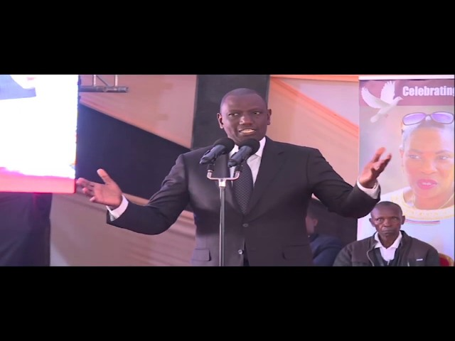DP William Ruto asks leaders to promote peace and harmonious coexistence