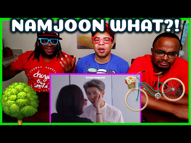 Yeah, Now We See It 🙃😂Namjoon As a Father of BTS (REACTION)