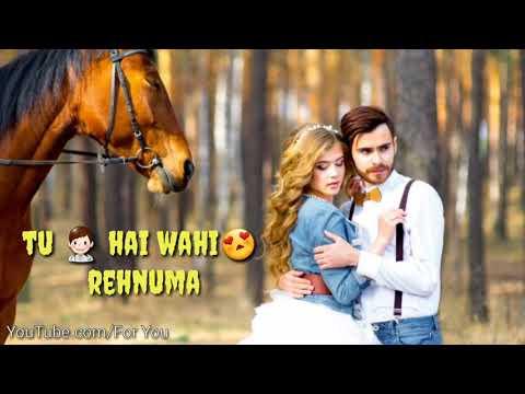 Aye mere Humsafar Ek Zara Intezaar | 30 sec whatsapp Status Video | For You