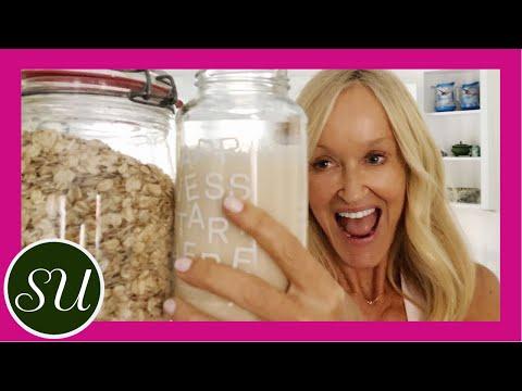 How To Make Oat Milk | Easy, Inexpensive, Zero Waste