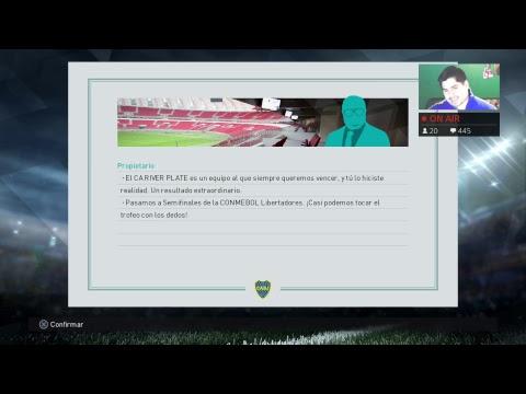 PES2018 Liga Master