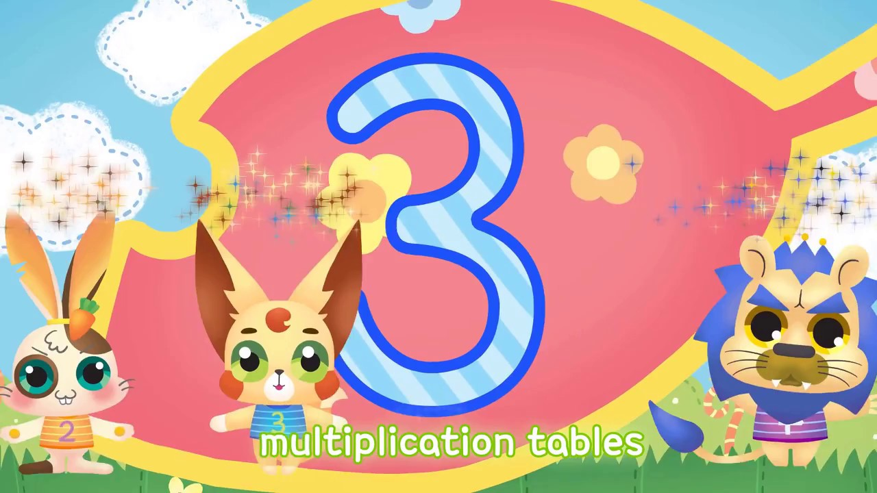 Multiplication table song images periodic table images 3x multiplication table song kids childrens song youtube 3x multiplication table song kids childrens song gamestrikefo gamestrikefo Choice Image