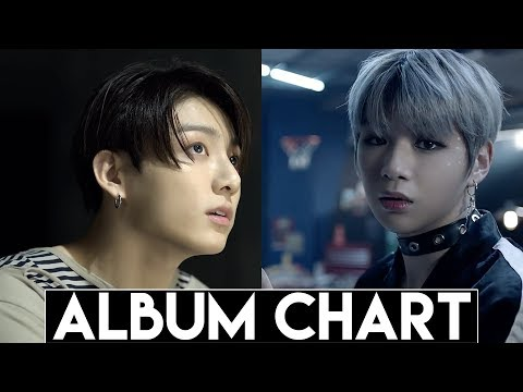 [TOP 50] First Half of 2018 Best-Selling Kpop Albums (Gaon Chart)