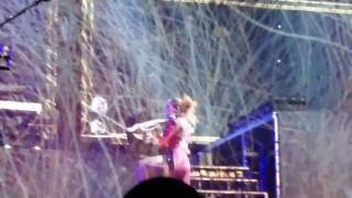 Lunalatte, The Arena, Mirage - Lindsey Stirling @ Fox Oakland 9/22/16