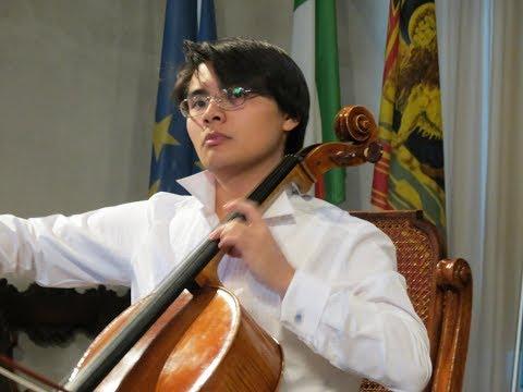 O. Respighi- Adagio con variazioni - Dylan Baraldi