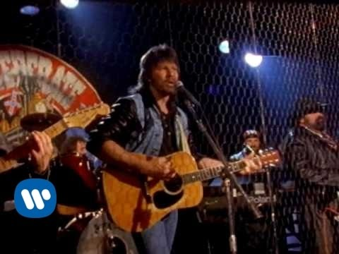 Confederate Railroad - She Took It Like A Man (Official Music Video)