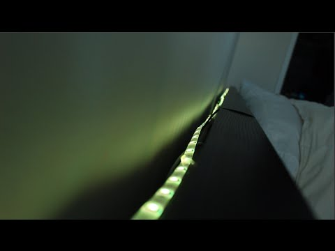 philips hue lightstrip plus announced longer and brighter than ever youtube. Black Bedroom Furniture Sets. Home Design Ideas