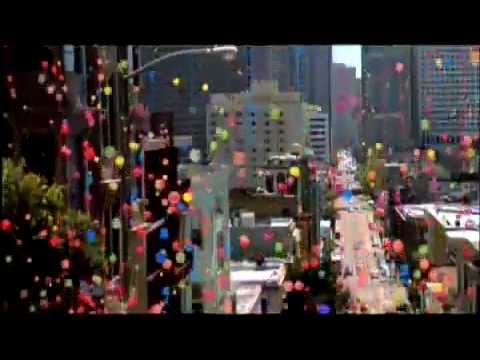 Sony Bravia commercial - Rolling Stones She's a Rainbow