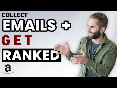 How to Collect Customer Emails on Amazon AND Rank ANY Keyword (GOLDEN NUGGET)