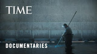 The Pool Cleaner: Cleaning the Reflecting Pools at the 9/11 Memorial Honors a Painful History | TIME