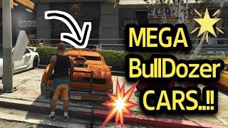ഇജ്ജാതി കിടുക്കാച്ചി  കാറുകളാണ് മച്ചാനെ - Super Mas Modifieded CARS in GTA 5