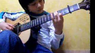 (Carpenters) Top_of_the_World - Sungha Jung