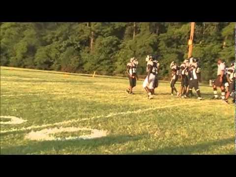 2011 Colts Pee Wees vs Sunset