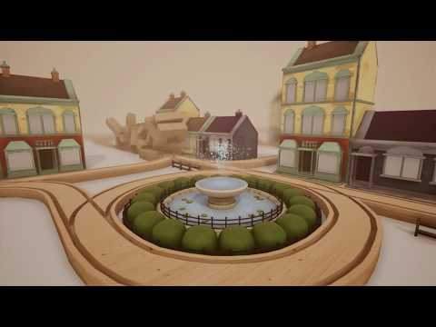 Tracks - The Train Set Game: Gameplay Reveal Trailer