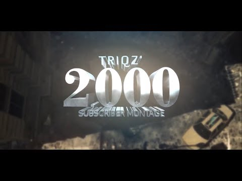 2000 Subscribers Montage by Myth Lynn & Bugz