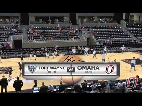 MBB Highlights: Omaha vs. Fort Wayne