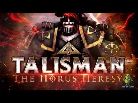 Talisman: Horus Heresy (iOS/Android) Gameplay HD