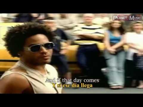 Lenny Kravitz  Again subtitulado español