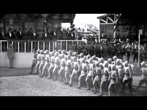 Turkish army parade 1933 (hell march)
