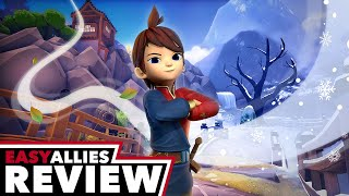 Ary and the Secret of Seasons - Easy Allies Review (Video Game Video Review)