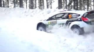 WRC Rally Sweden 2011 -  SS Rämmen 3 -  AEL Sweden Fans