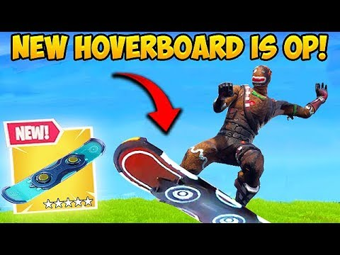new hoverboard is insane fortnite funny fails and wtf moments 416 - new hoverboard in fortnite