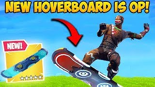 *NEW* HOVERBOARD IS INSANE! - Fortnite Funny Fails and WTF Moments! #416