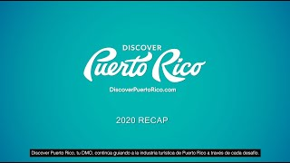 Discover Puerto Rico: Results 2020