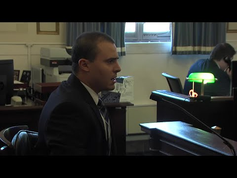 Officer David Lindenschmidt testifies in Ray Tensing retrial