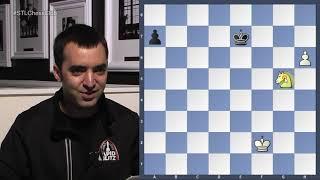 Underpromotion: When a Queen Just Won't Work   Secret Life of Pawns - IM Eric Rosen