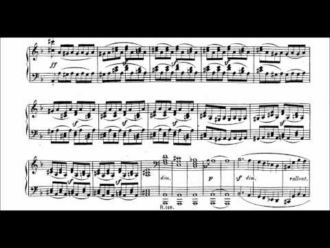 "L. v. Beethoven : Sonata no. 17 ""The Tempest"", first movement (Capova)"