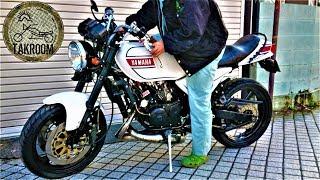 #34 RZ250改 1980 バイクを衝動買い② 納車編