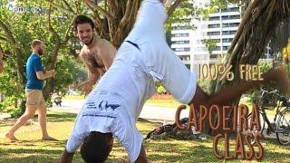 Caminhos Activity - Capoeira - 100% Free - Rio de Janeiro