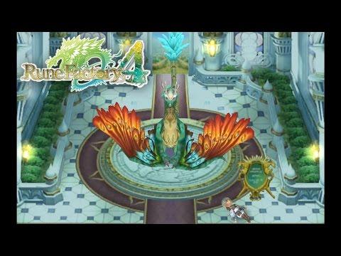 Rune Factory 4 - Citra Emulator (CPU JIT) [1080p / 60 FPS] - Nintendo 3DS - 동영상