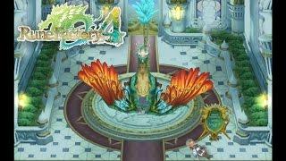 Citra Emulator (CPU JIT) | Rune Factory 4 [1080p / 60 FPS] | Nintendo 3DS