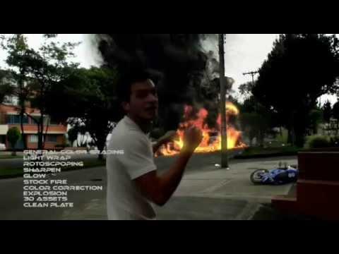 video preferido de accidentes de Jurguen