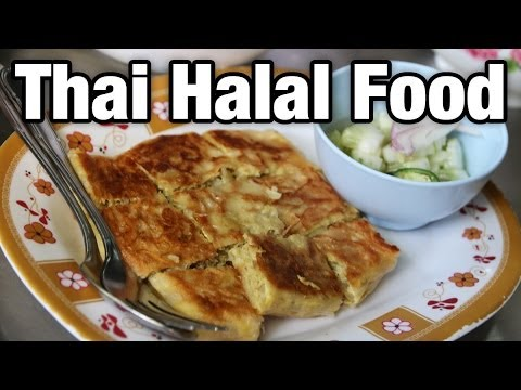 Thai Muslim Halal Food at Yusup Pochana (ยูซุปโภชนา)