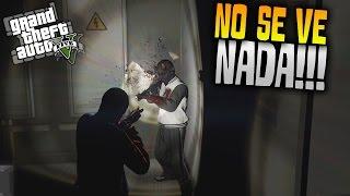 GTA 5 | TENSION MAXIMA NO SE VE NADA!!! - MODO ASESINO - GTA V GAMEPLAY | XxStratusxX