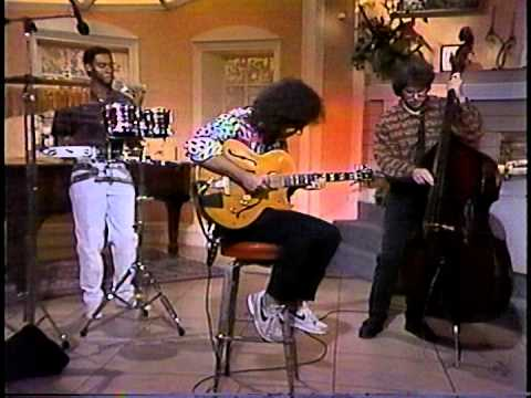 "Pat Metheny Promoting ""Secret Story"" Live With Regis & Kathie Lee + The Real Story CNBC (1992)"