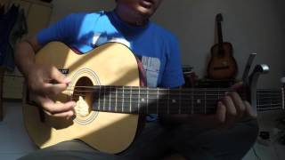 Doaku - Hadad Alwi ft Fadly Padi (Guitar Cover)