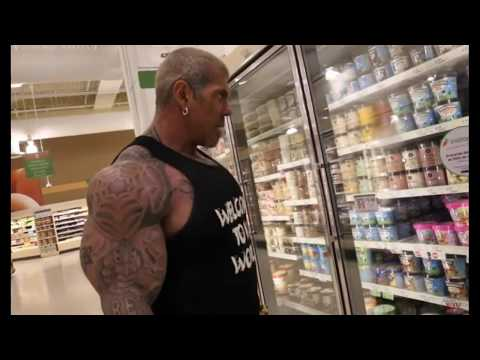 Rich Piana - Who Stole My Ben And Jerry's?