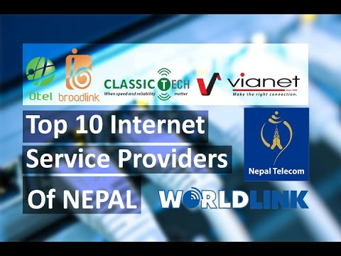 TOP 10 Internet Service Providers of NEPAL [2016]