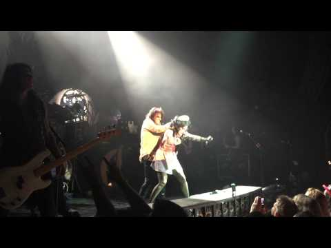 Alice Cooper and Sheryl Cooper - Ballad Of Dwight Fry - Norway