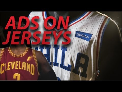 Why The NBA is adding Advertisements on Jerseys