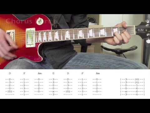 'By The Sword' by Slash Full Guitar Lesson WITH TABS