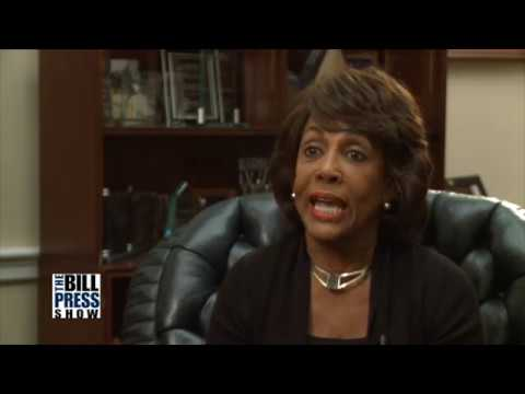 Face to Face: Maxine Waters with Bill Press FULL Exclusive Interview