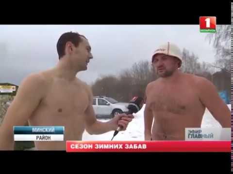 Белорусская Мобиба на одном из главных ТВ каналов страны!