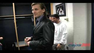 Chicks and Sticks Meet Sergei Fedorov
